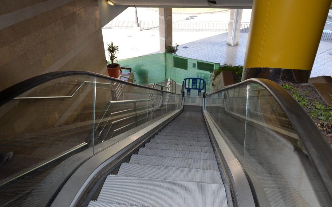 Instalación y puesta en marcha de escaleras mecánicas